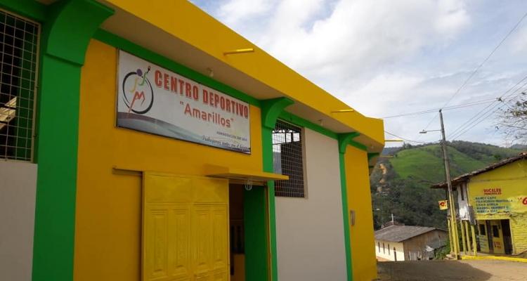 MANTENIMIENTO DE LOS ESPACIOS PÚBLICOS DE NUESTRA PARROQUIA